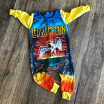 Led Zeppelin Classic Rock and Roll Romper/Dress/Hoodie