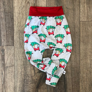 Christmas Tree Car Harem Pants & Shorts