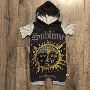 Sublime Punk Rock Romper/Dress/Hoodie