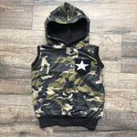 Camo Pocket Romper/Dress/Hoodie, hoodie example