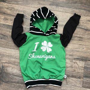 St Pattys Day Shananigans Romper/Dress/Hoodie