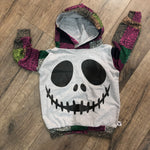 Sally Skellington Nightmare Before Christmas Romper/Dress/Hoodie