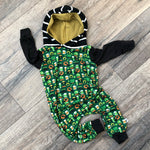 Luck of the Irish Romper/Dress/Hoodie