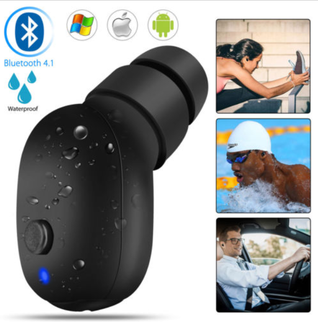 Water Proof Wireless Ear Bud
