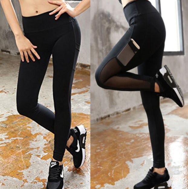 Leggings With Pocket (2 Types)