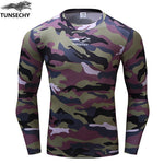 Designed Compression Long Sleeve    (7 Designs)