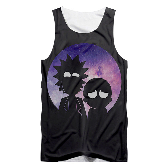Rick And Morty Shadow Tank