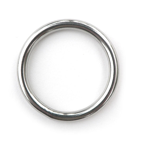 3x30mm Round Ring Welded