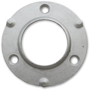 Welded Base Plate for 50.8mm round tube