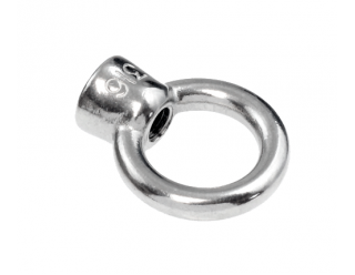 16mm s/s Eye Nut - Slimline