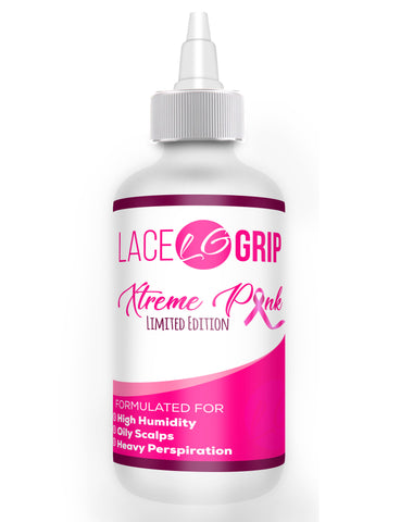 Lace Grip Xtreme Pink 7.4oz Bottle