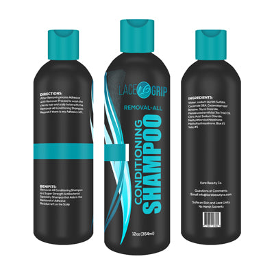 Remove-all Conditioning Shampoo