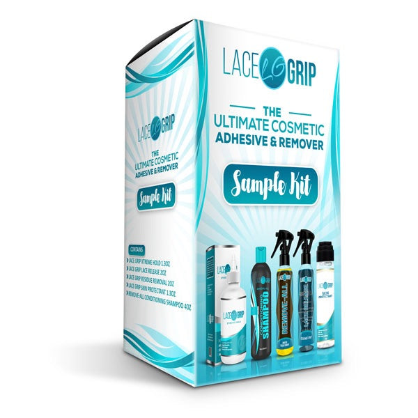 Lace Grip Adhesive & Remover Sample Kit