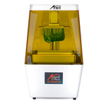 Anet N4 LCD UV Resin 3D Printer 120*65*138mm Building Volume with 3.5-inch Colorful Touch Screen Support Off-line Print