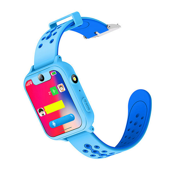 Enoch S6 1.54 Inch Touch Screen Sos Gprs Location Flashlight Room Kids Game Children Smart Watch