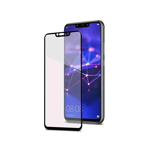Celly Mate 20 Lite Full Glass screen protector In tempered glass transparent/black color