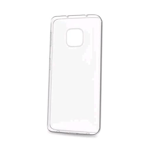 Celly Huawei Mate 20 Pro Tpu Transparent Cover