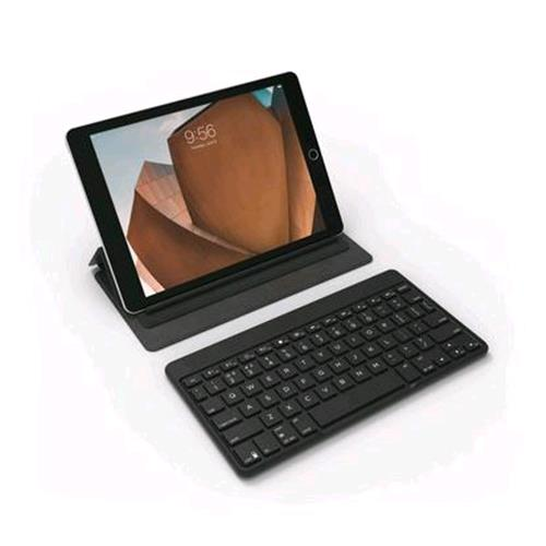 "Bp Zagg Zagg Flex Bluetooth keyboard Italian Layout with case for mobile devices Max 12 ""color black"