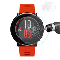 5pcs Soft TPU HD Clear Protective Film Guard For Xiaomi Huami Amazfit Watch