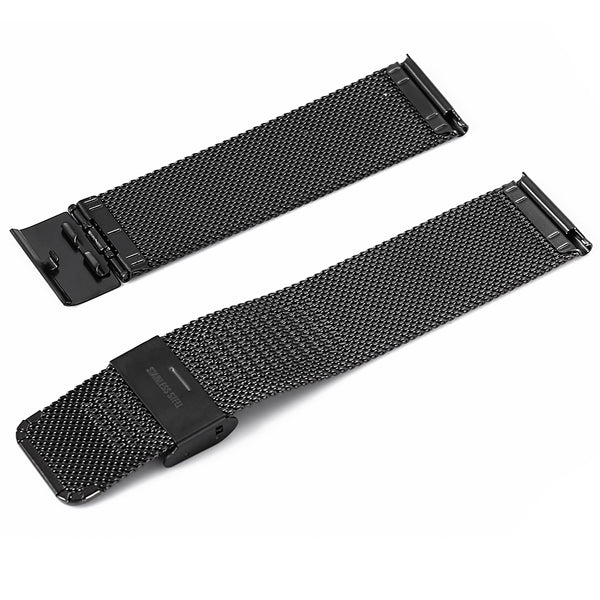 20mm Stainless Steel Mesh Wristband for Xiaomi Huami AMAZFIT