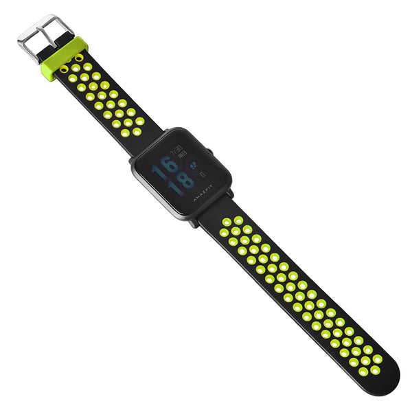 20mm TPE Wristband for Xiaomi Huami Amazfit with Air Holes