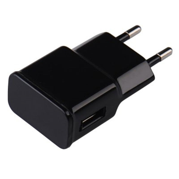 EU Plug Adapter 5V 2A USB Mobile Phone Wall Charger for Huawei / Xiaomi / Samsung
