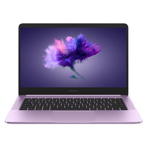 "Huawei Honor Magicbook laptop Intel Core i5-8250U Quad Core GeForce MX150 2GB DDR5 14"" IPS Screen 1920*1080 8GB RAM 256GB SSD - Purple"