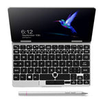 One Netbook One Mix 2S Yoga Pocket Laptop Intel Core M3-8100Y Dual Core Touch ID (Silver) + Original Stylus Pen