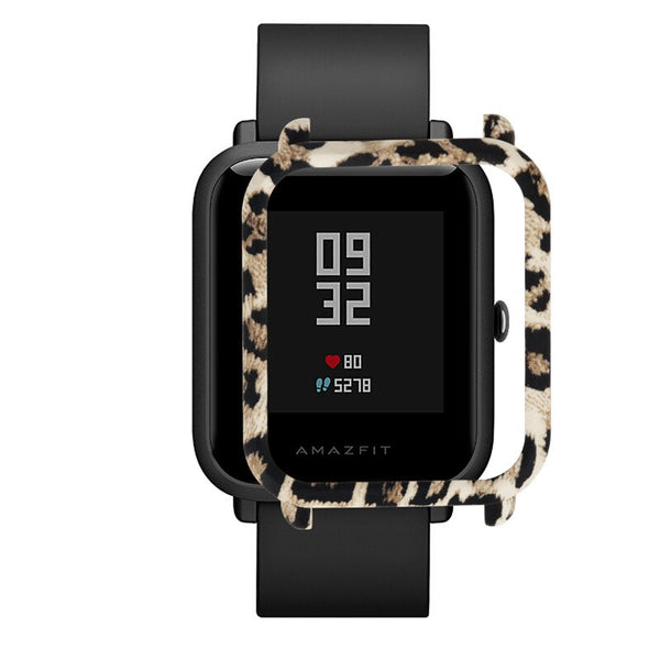 Bakeey Ultra Light Multi Pattern Individual PC Watch Case Watch Screen Protector For HUAMI AMAZFIT
