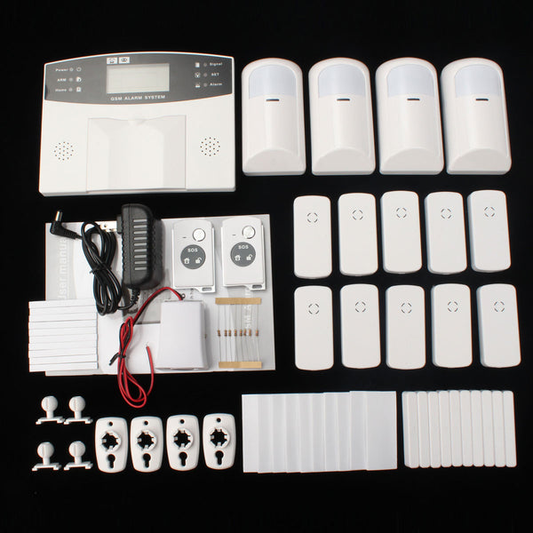 Ya-500 Gsm Wireless Intelligent Accessory Infrared Alarm Home Security Sensor Door Magnetic System