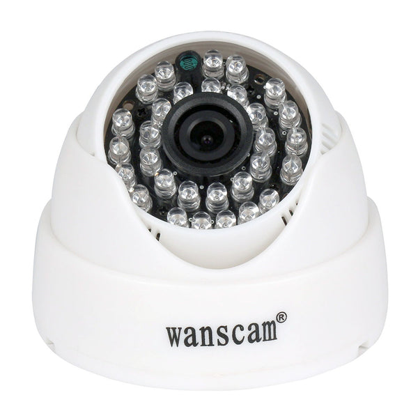 EU HD 720P IP WIFI Dome Security Camera