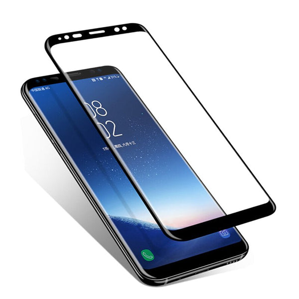 Bakeey 3D Curved Edge Tempered Glass Phone Screen Protector For Samsung Galaxy S9