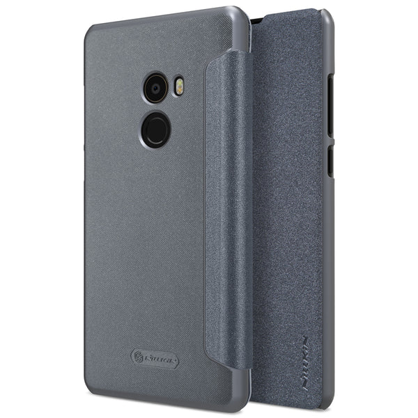 Nillkin Sparkle Flip PU Leather Full Cover Case For Xiaomi Mi MIX 2