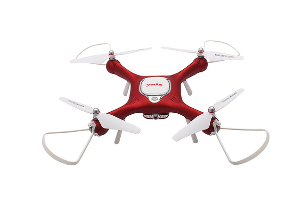 SYMA X25W Drone - 720p HD Camera, 6-Axis Gyro, Indoor and Outdoor Flying, App Support, FPV, Wireless Remote, Return Home