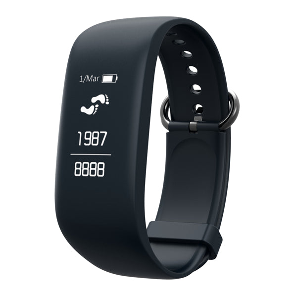 Z08 0.96 Inch Bluetooth Heart Rate Monitor Smart Wristband For Iphone X 8Plus Oneplus 5 Xiaomi6