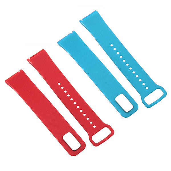 1 Pair Of Band Fashion Durable And Waterproofand Straps For Smart Bracelet Wristband
