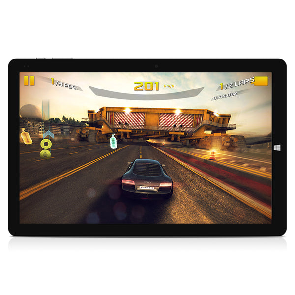 CHUWI Hi 10 Air Tablet PC - Intel Cherry, Trail-T3 Z8350 Quad Core, 10.1 Inch, 4GB RAM 64GB ROM, Type-C 2 in 1 - EU PLUG