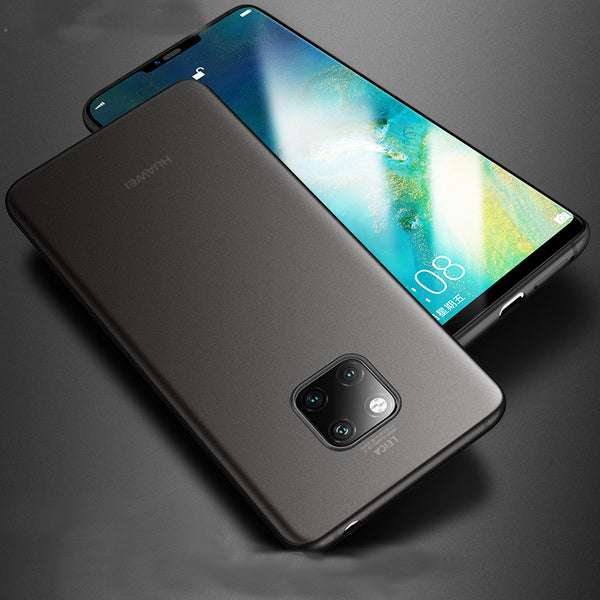 CAFELE Micro Matte Anti Fingerprint PP Protective Case For Huawei Mate 20 Pro