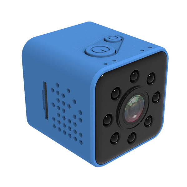 SQ23 HD WIFI Mini Camera 1080P Video Sensor Night Vision Camcorder Micro Cameras DVR - Blue