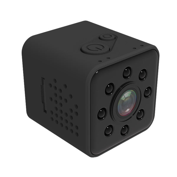 SQ23 HD WIFI Mini Camera 1080P Video Sensor Night Vision Camcorder Micro Cameras DVR - Black