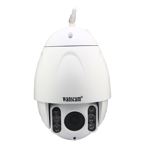 WANSCAM HW0045 WiFi IP Camera 2MP 1080P 80m Night Vision TF Card Outdoor Camera UK Plug