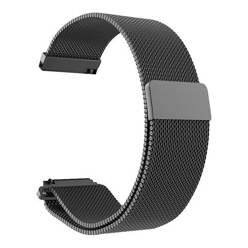 Replacement Strap Stainless Steel Metal Watch Band For Xiaomi Huami Amazfit Bip Ticwatch 2 Weloop Hey 3S