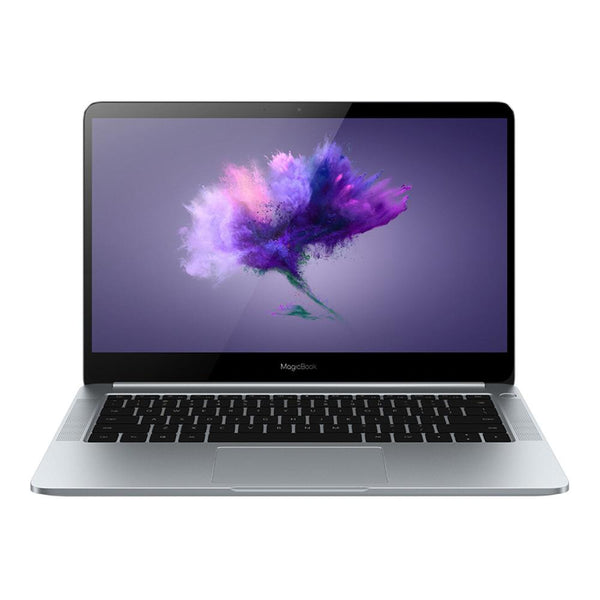 "Huawei Honor Magicbook laptop Intel Core i5-8250U Quad Core GeForce MX150 2GB DDR5 14"" IPS 10-Point Touch Screen 1920*1080 8GB RAM 256GB SSD - Silver"