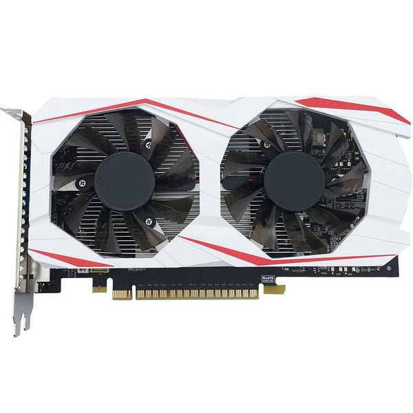 Independent GTX750Ti 2GB DDR5 Game Graphics Cards GM107 PCI Express 2.0 for Desktop