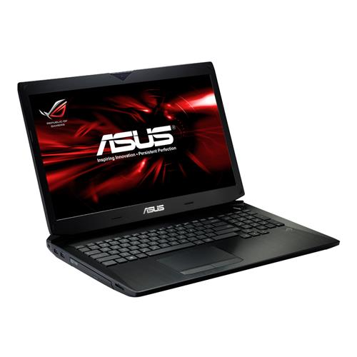 Computer Portatile Asus G750Jx-Cv038H - 43,9 Cm (17,3) Led - Intel Core I7 I7-4700Mq 2,40 Ghz - Risoluzione Display 1920 X 1080 - 16 Gb Ram