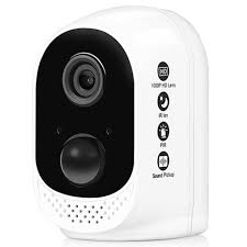 Hiseeu FT11 Wifi Battery Security IP Camera