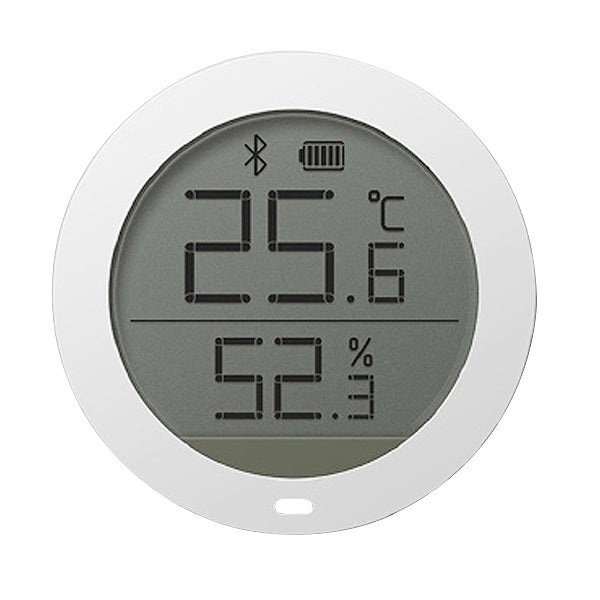 Xiaomi Bluetooth Temperature and Humidity Sensor - LCD Screen, APP Control, Highly Accurate, 1 x AAA Battery