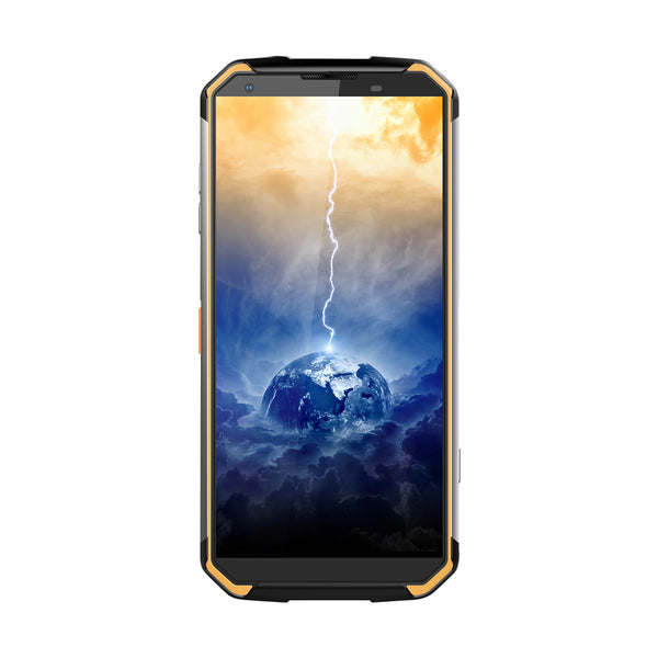 Blackview BV9500 10000mAh IP68 Waterproof 16MP Camera NFC Wireless Charger 5.7-Inch 18:9 4G Global Smartphone Black Yellow