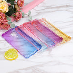 Bakeey Gradient Colorful Shockproof Back Cover Protective Case for Huawei Mate 20
