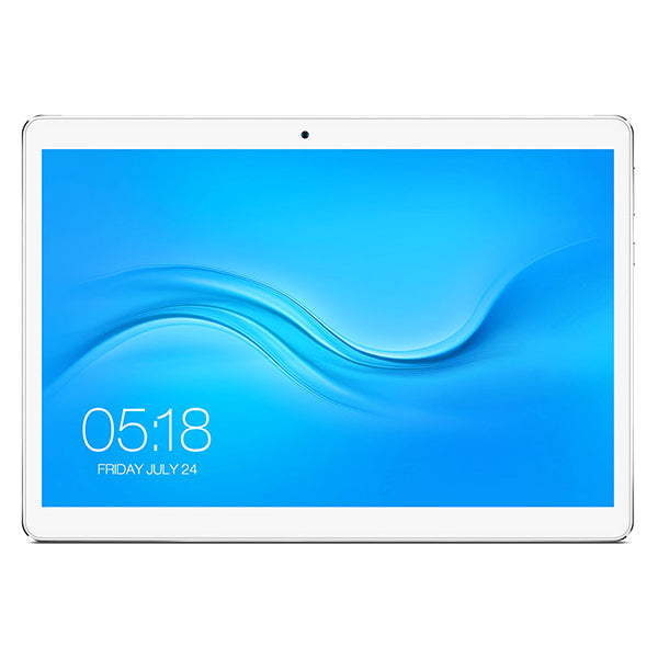 Teclast A10H Tablet PC - Android 7.0,Octa Core, 2GB RAM, 16GB Internal Memory, 10.1 Inch Display, OTG, 4850mAh Battery